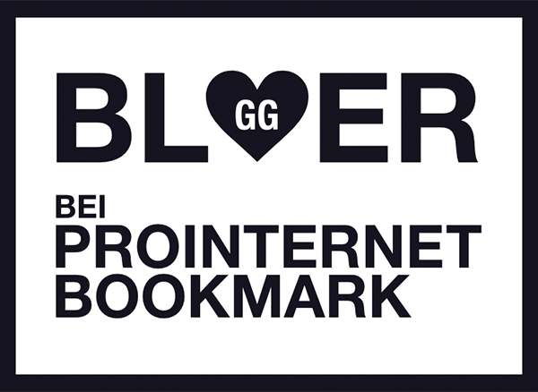 Bloggerin bei Prointernet Bookmark